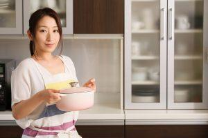 家に帰れば温かい手料理と笑顔が待ってる